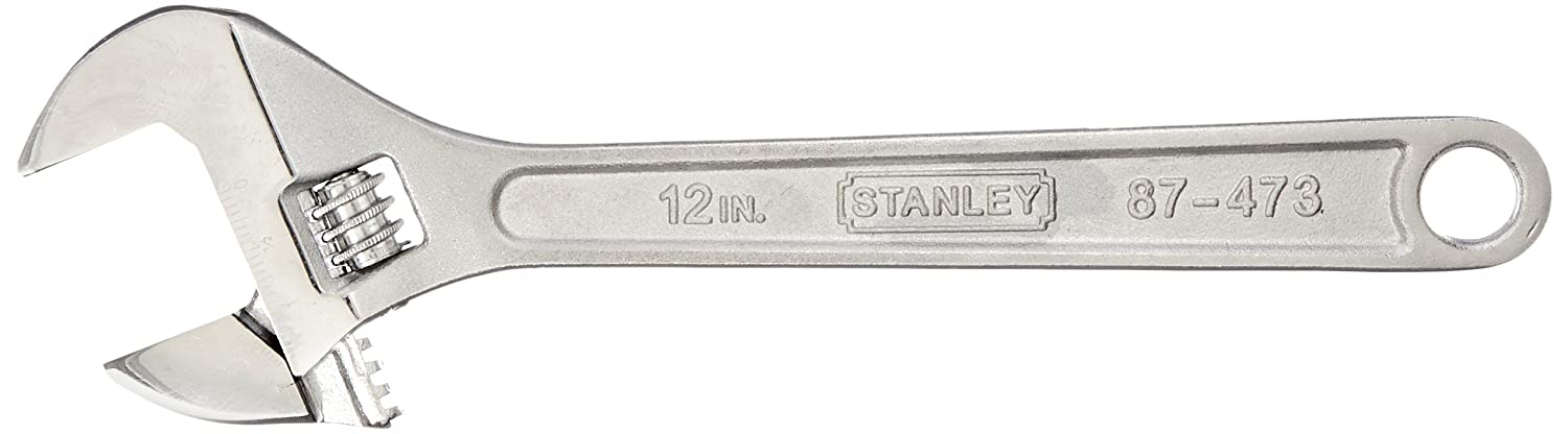 Stanley® Adjustable Wrench 450mm 24 inches 1-87-371