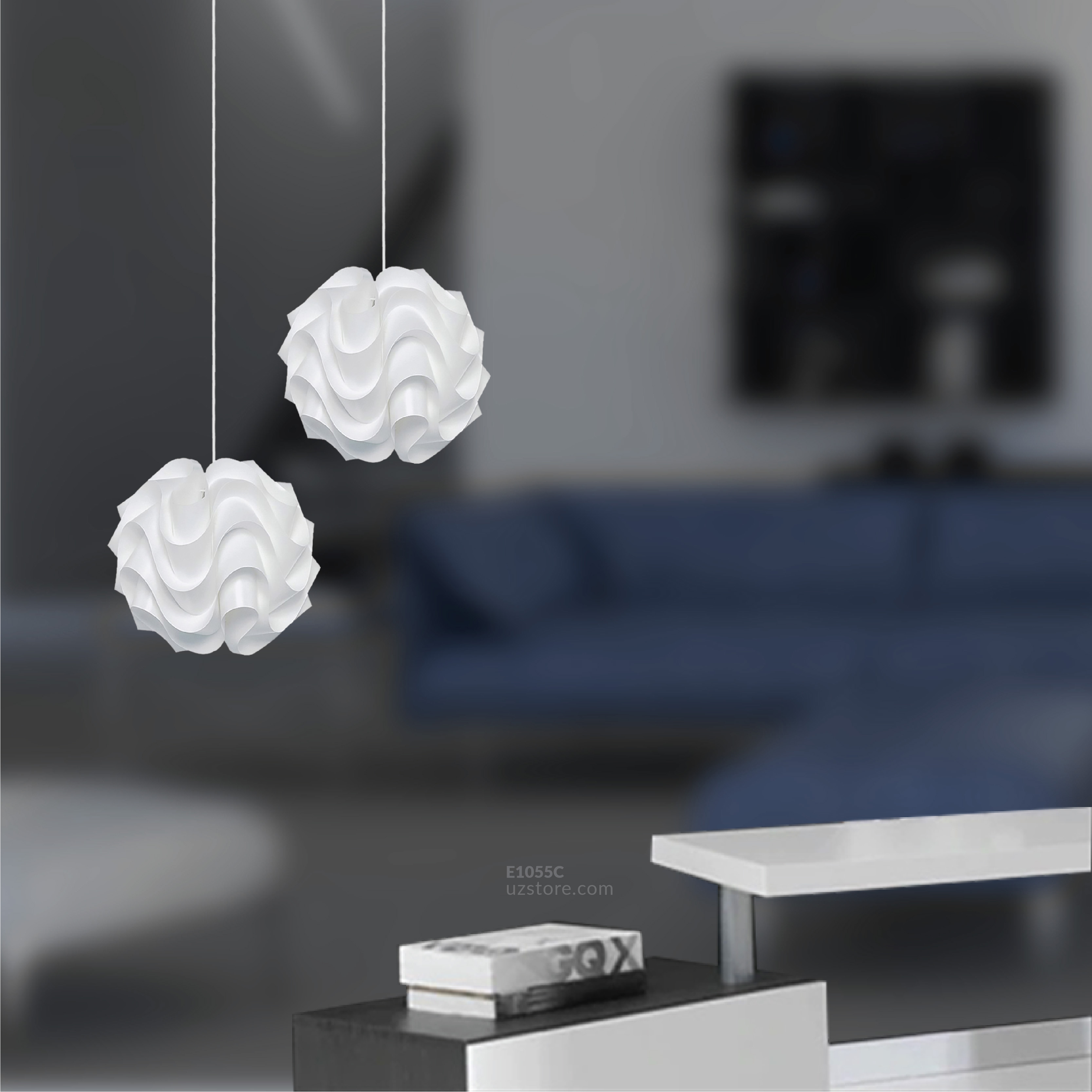 Trible Hanging Light OP-9047-3A