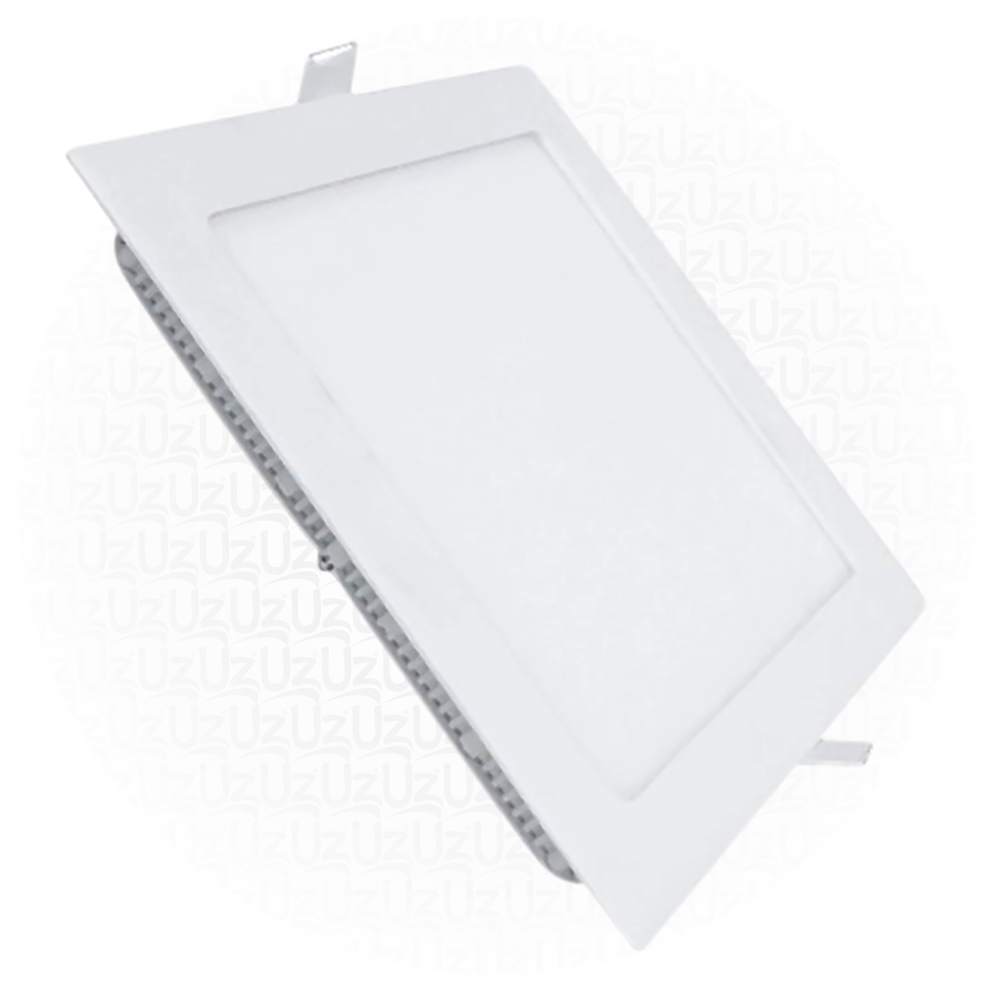 "OSRAM LED SLIM PANEL DOWN LIGHT SQUARE 4"" 9W Daylight 6500K"