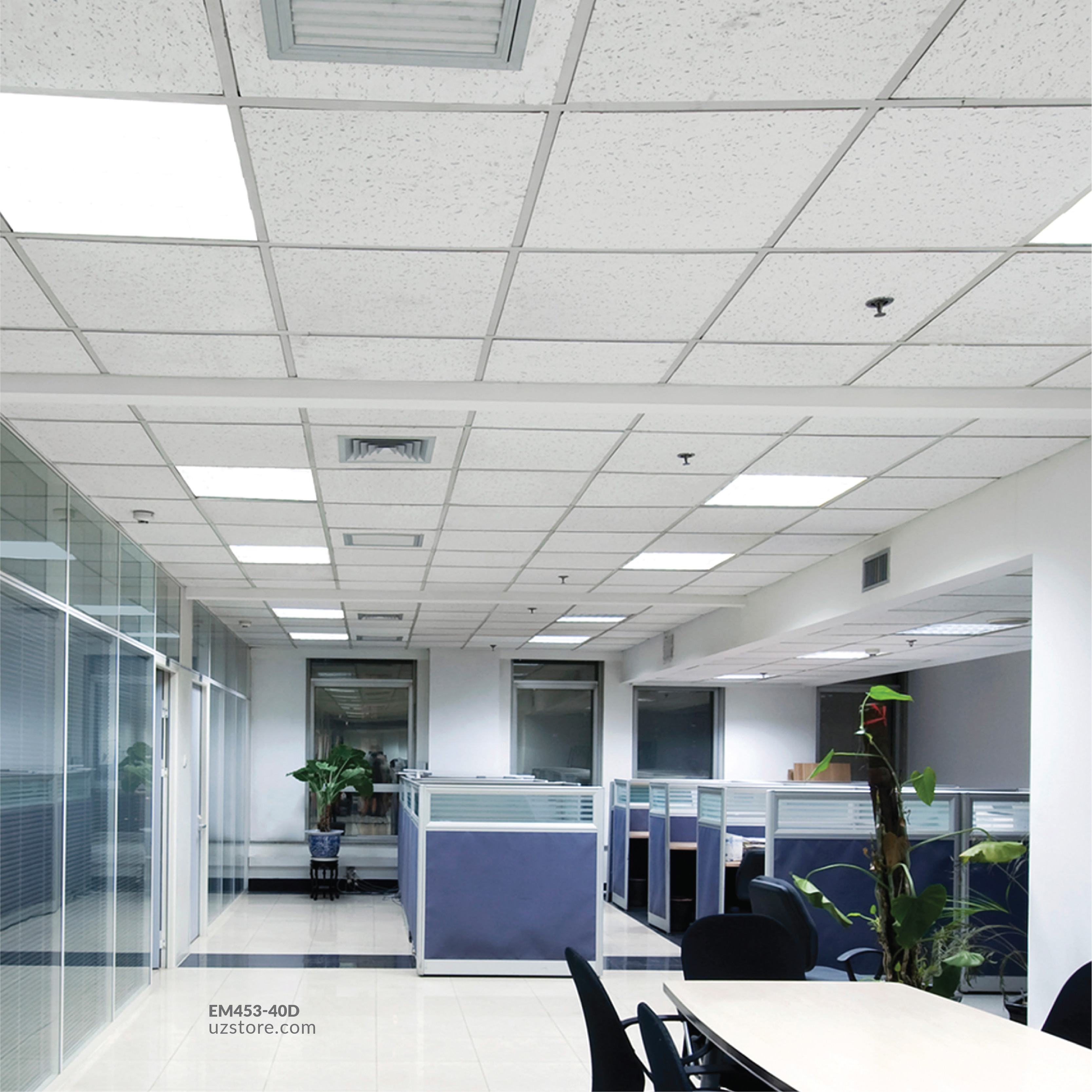 OSRAM 6500K (DAY LIGHT) 60x 60 LED PANEL, 40W, 4000LM 30000 HRS - NON DIMMABLE - IP20