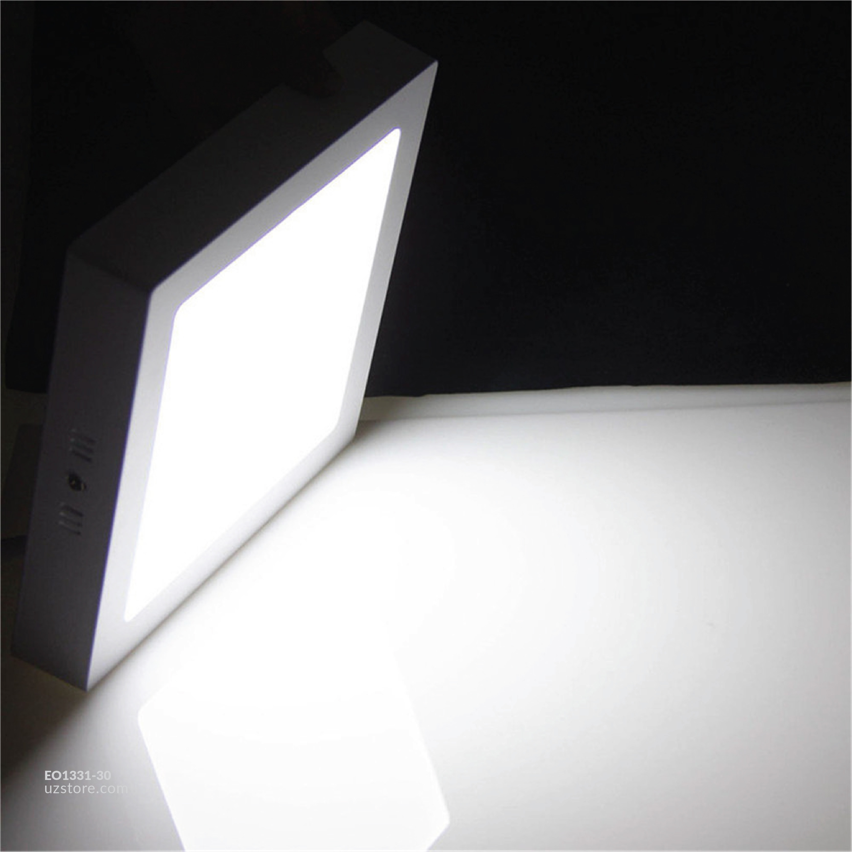 OMEX - Srufac LightLight Square 6500k 30W  WH