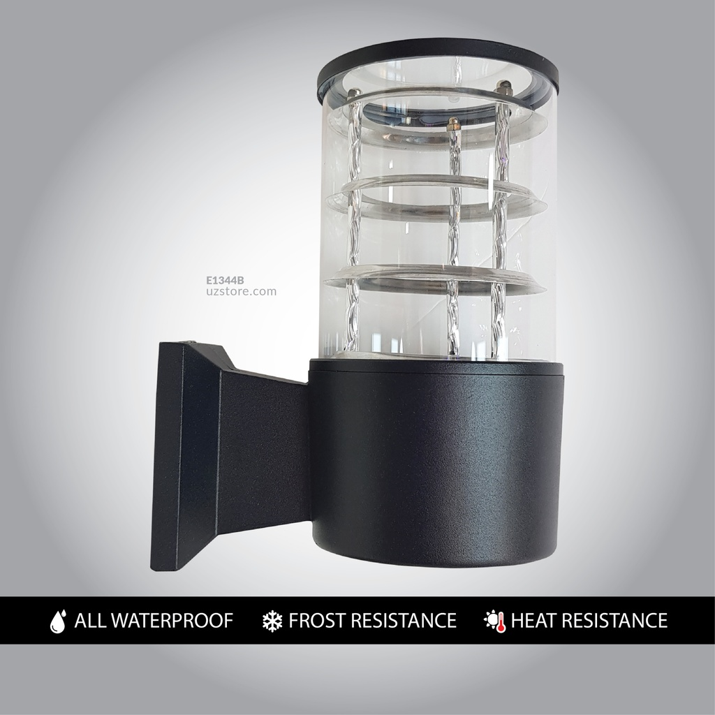 LED Outdoor Wall LIGHT YH6601 Black