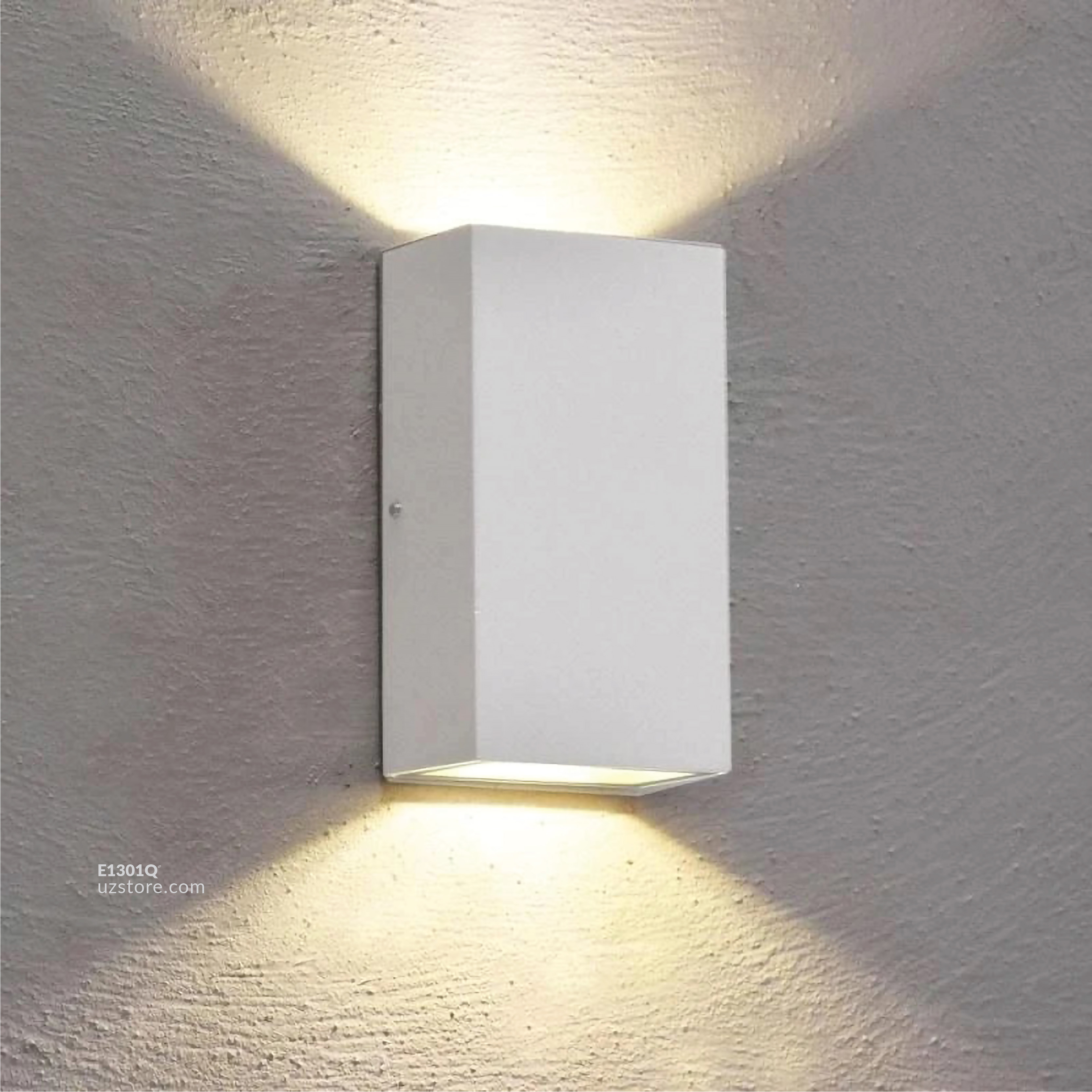 LED Outdoor Wall LIGHT W19 WW WHITE