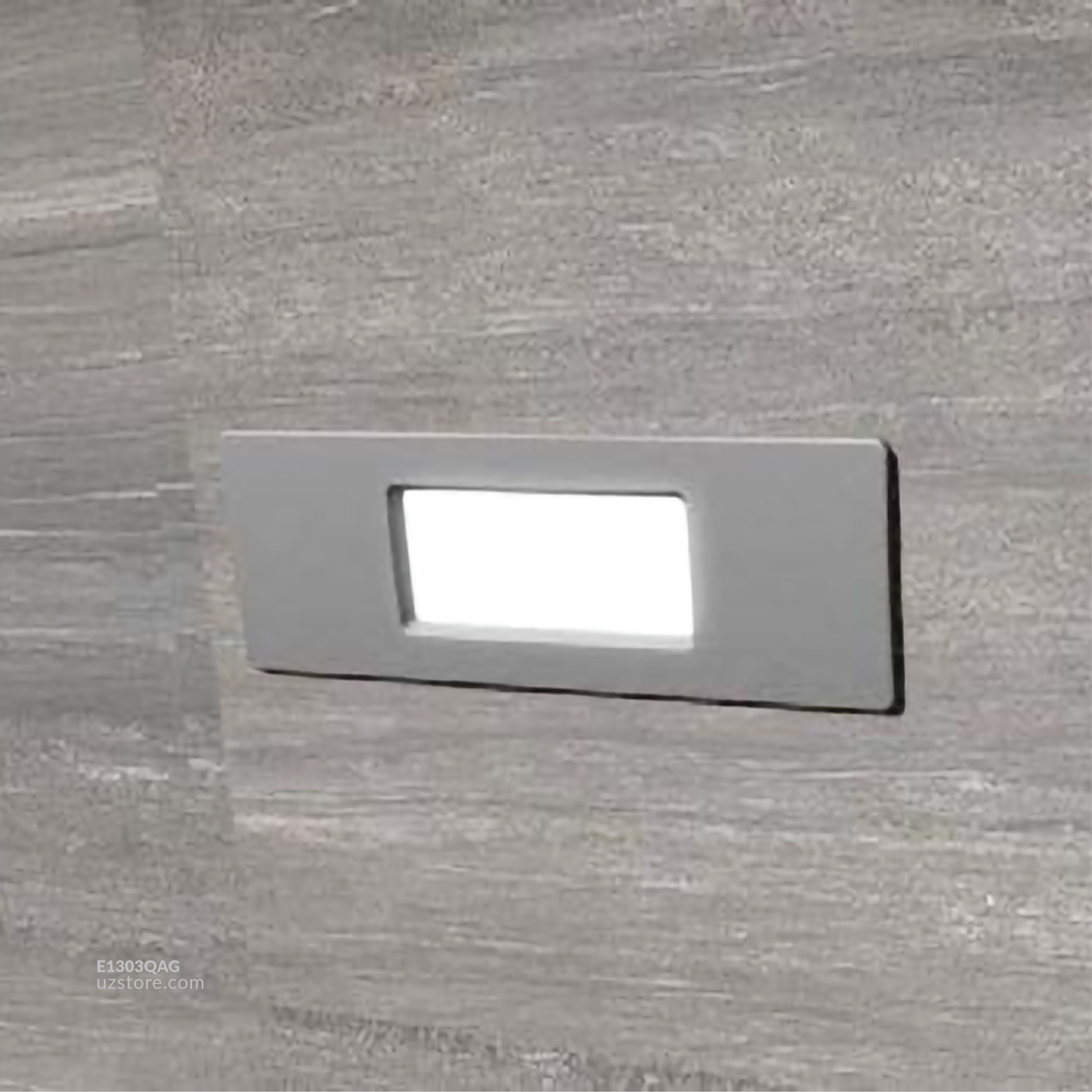 FUMAGALLI NINA 150 OPAL STEP LIGHT R7S 4W 3000K GY Made in Italy