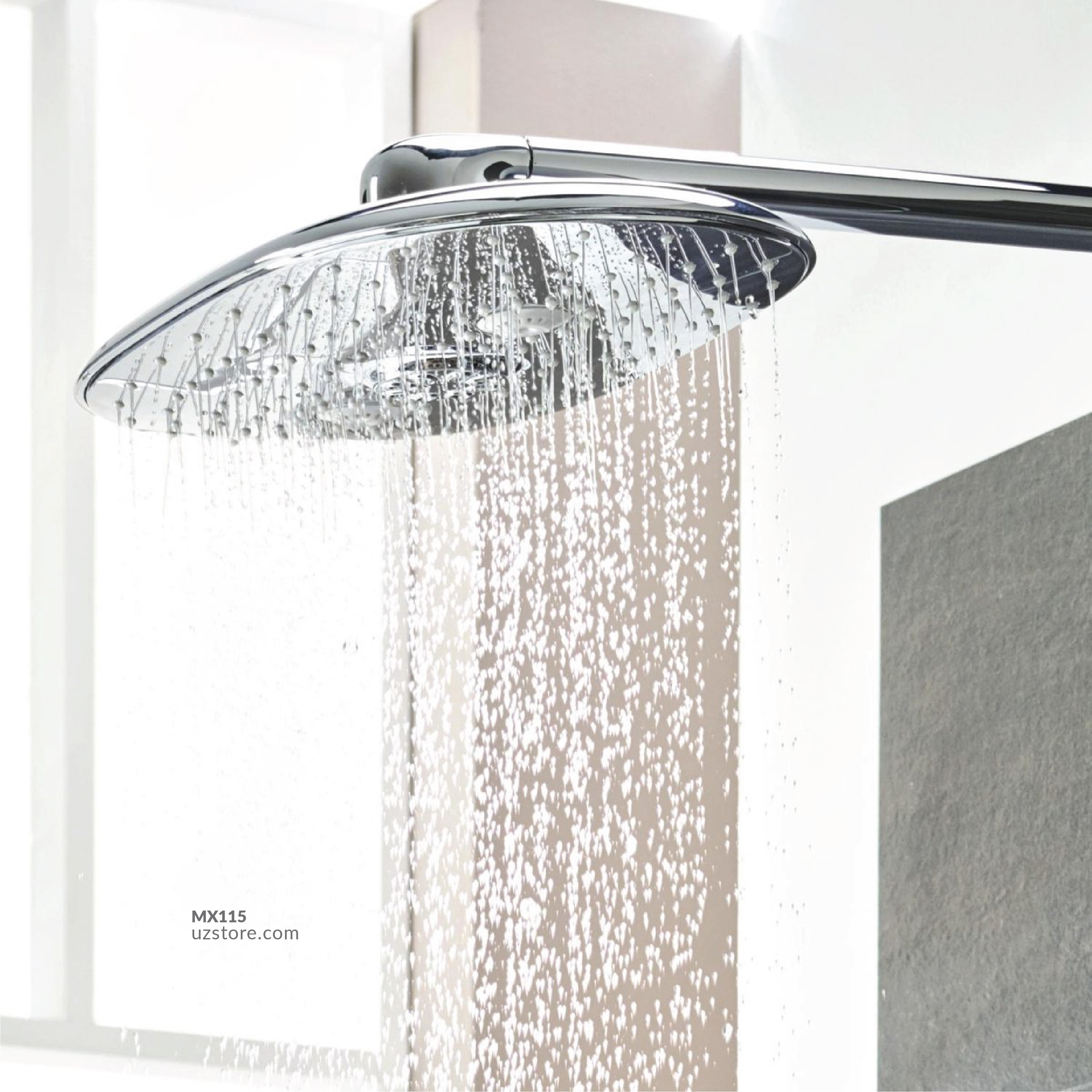 Grohe Rain sgower system smartcontrol 360 duo with safety mixer for wall mounting GR 26 250 000