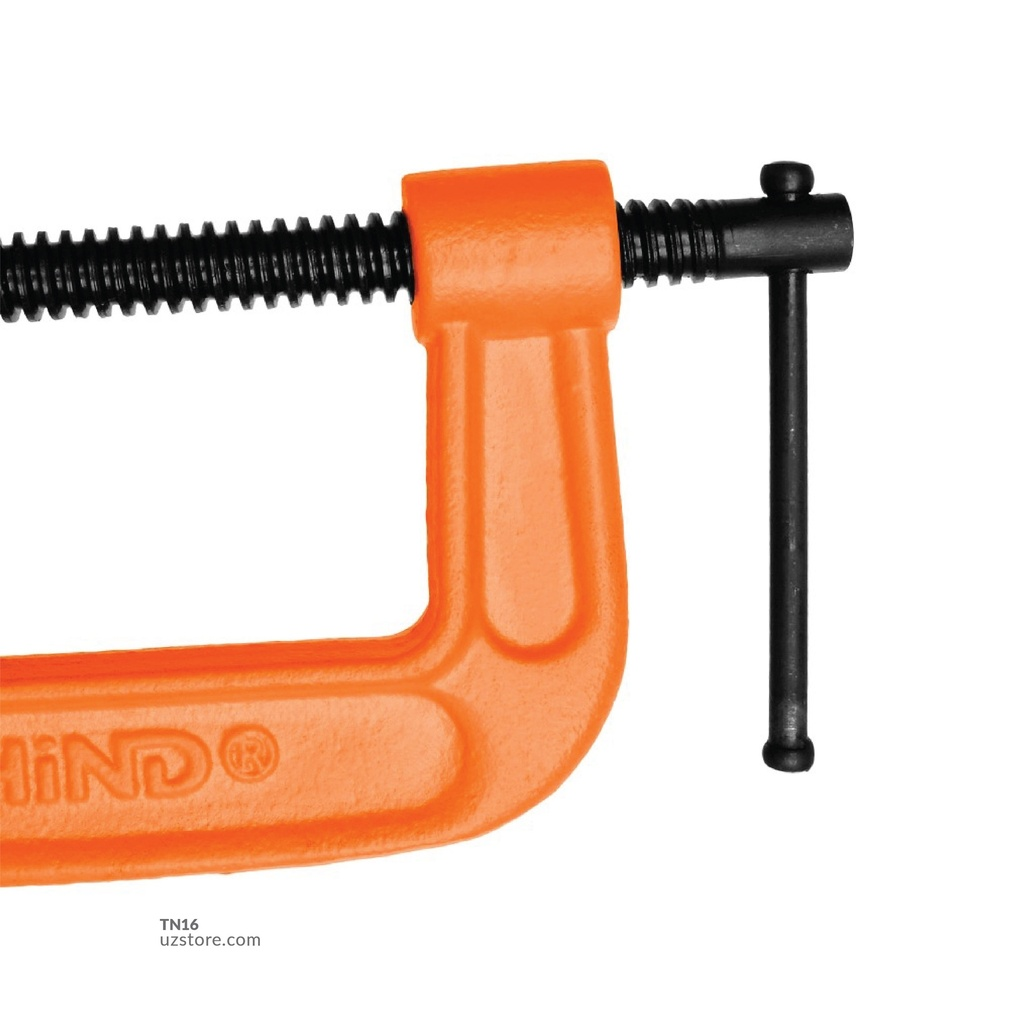 Shind - 5 inch 125MMG word clamp 94118