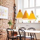 Hanging Light 7745/C YELLOW