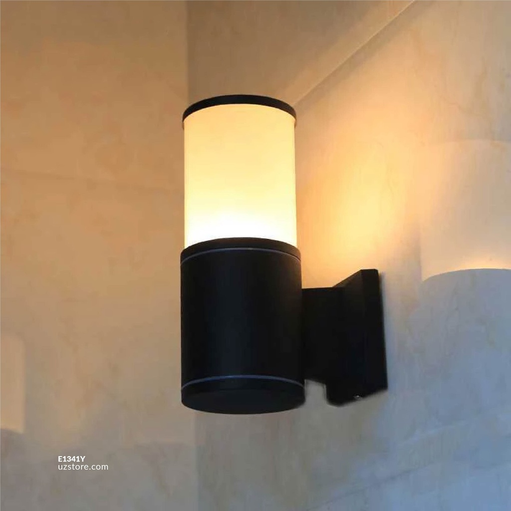 Outdoor Wall LIGHT AB-43/1 WW WHITE