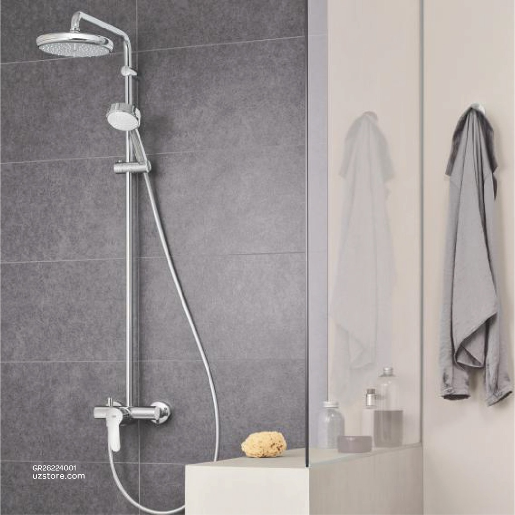 GROHENTempCosmopolitan 210 shower syst. OHM 26224001