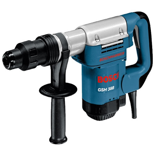 BOSCH - Demolition Hammers Drill With SD GSH 388
