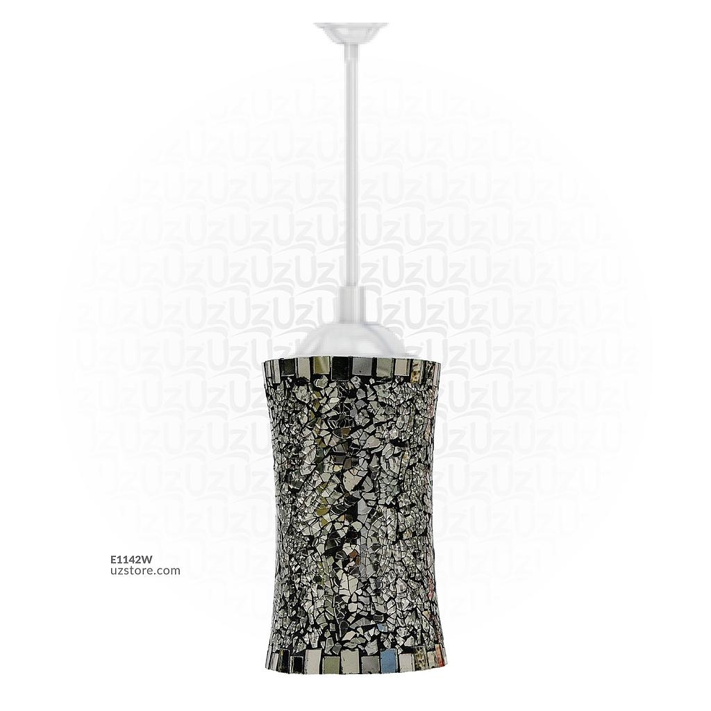 Celling Mosaic Glass light