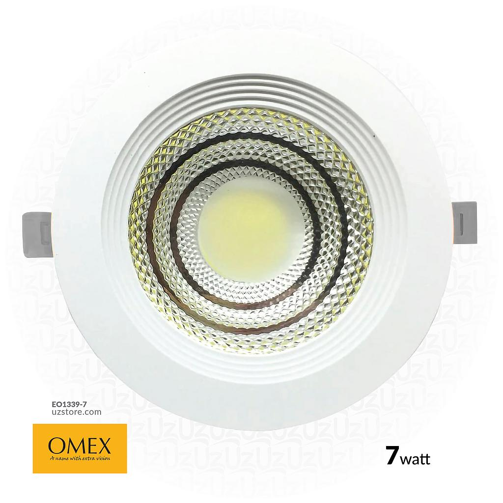 OMEX - Down light Light Led 7w WW