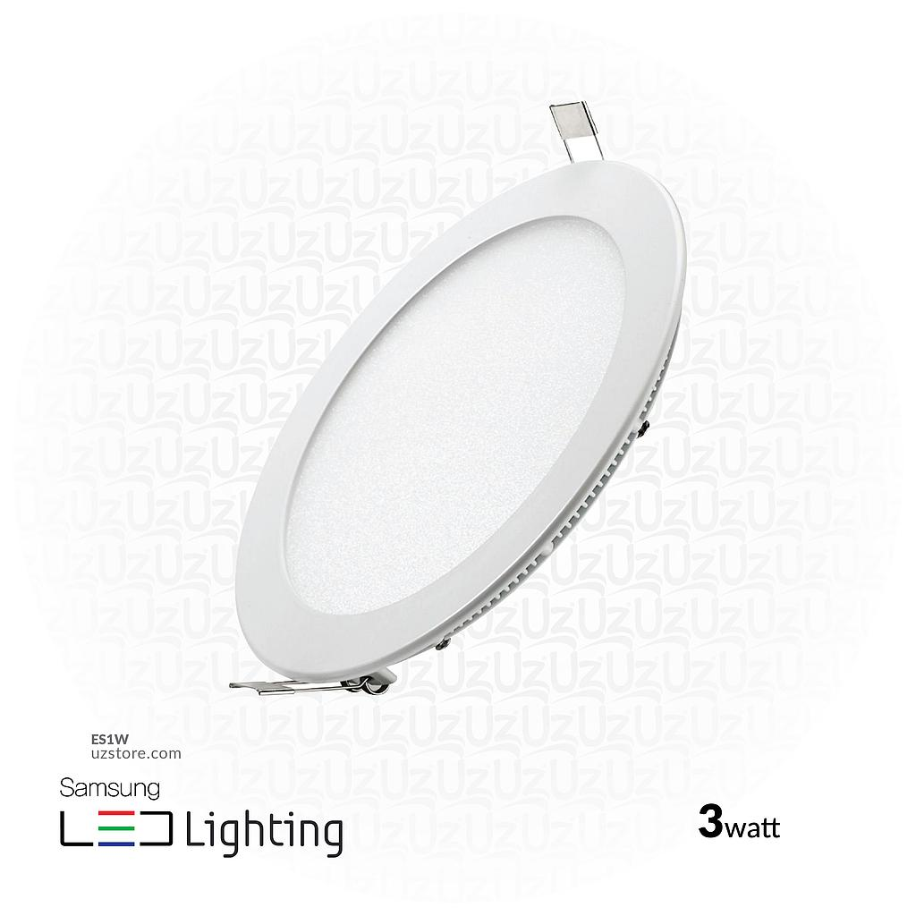 LED spot Light (SAMSUNG 3001) 3W - Warm White