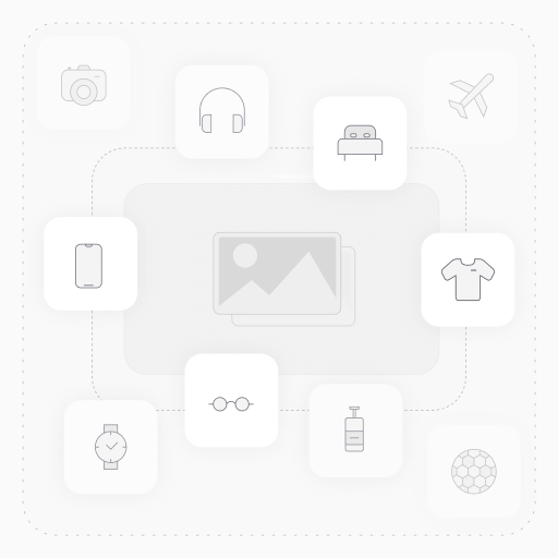 LED spot Light (SAMSUNG 3001) 9W - White