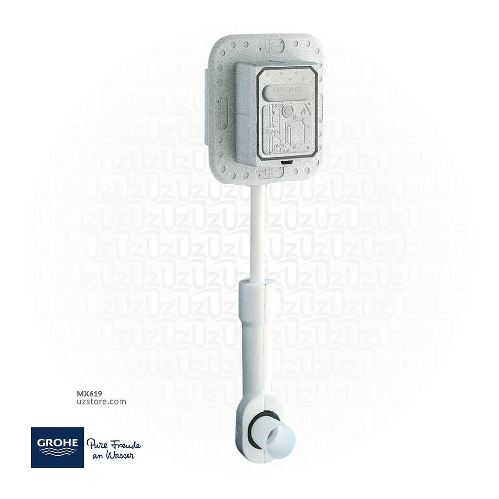 37157000 Rondo Grohe Wall mount Flush Valve