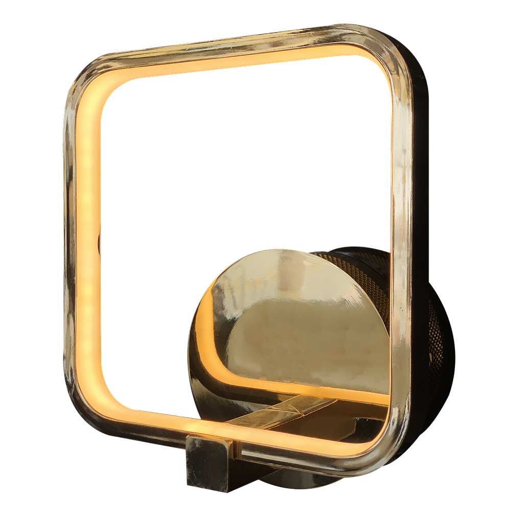 LED Wall Light 860065/1 gold