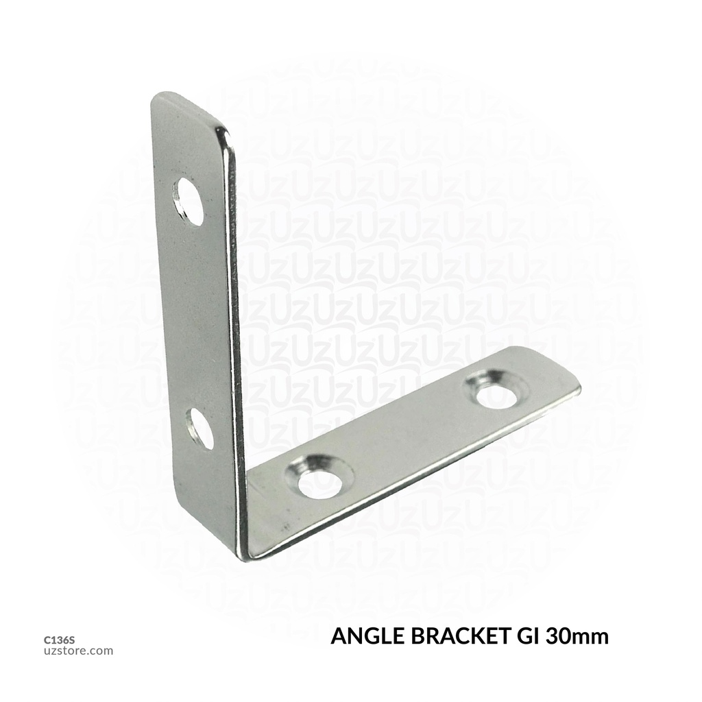 ANGLE BRACKET GI 30mm
