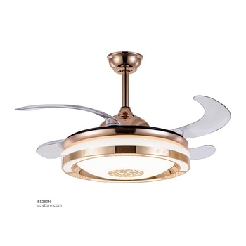 [E1280N] Decorative Fan With LED 3084- 215