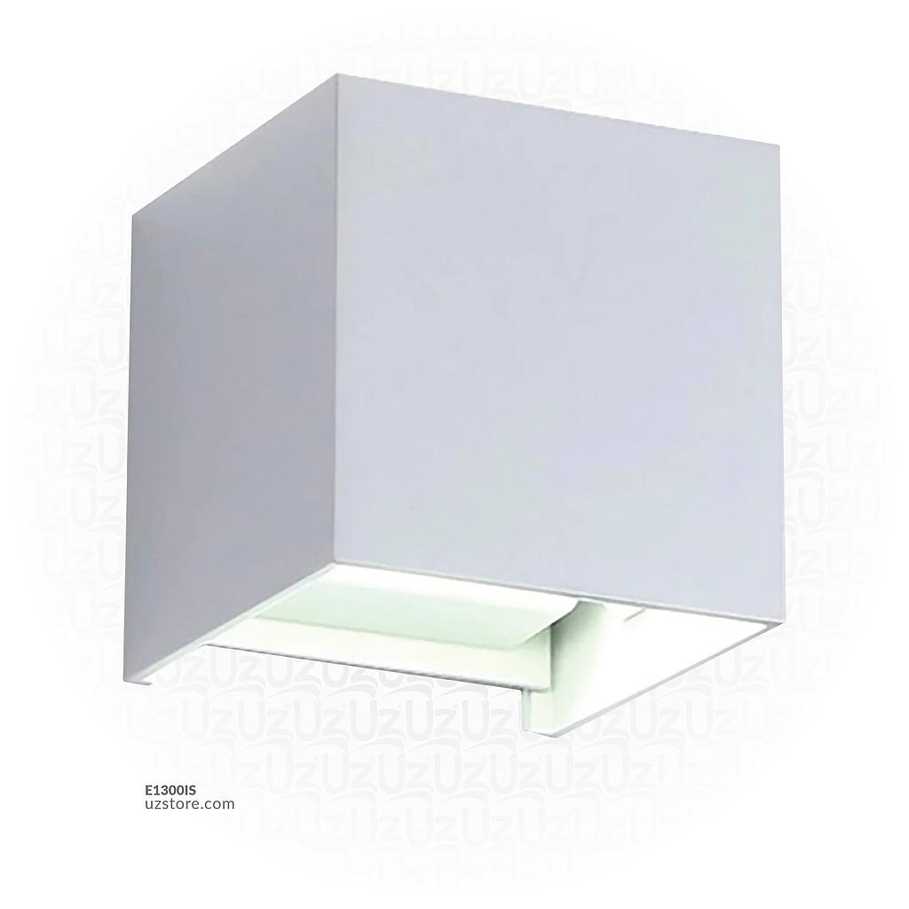 LED Outdoor Wall LIGHT W37 WW Silver