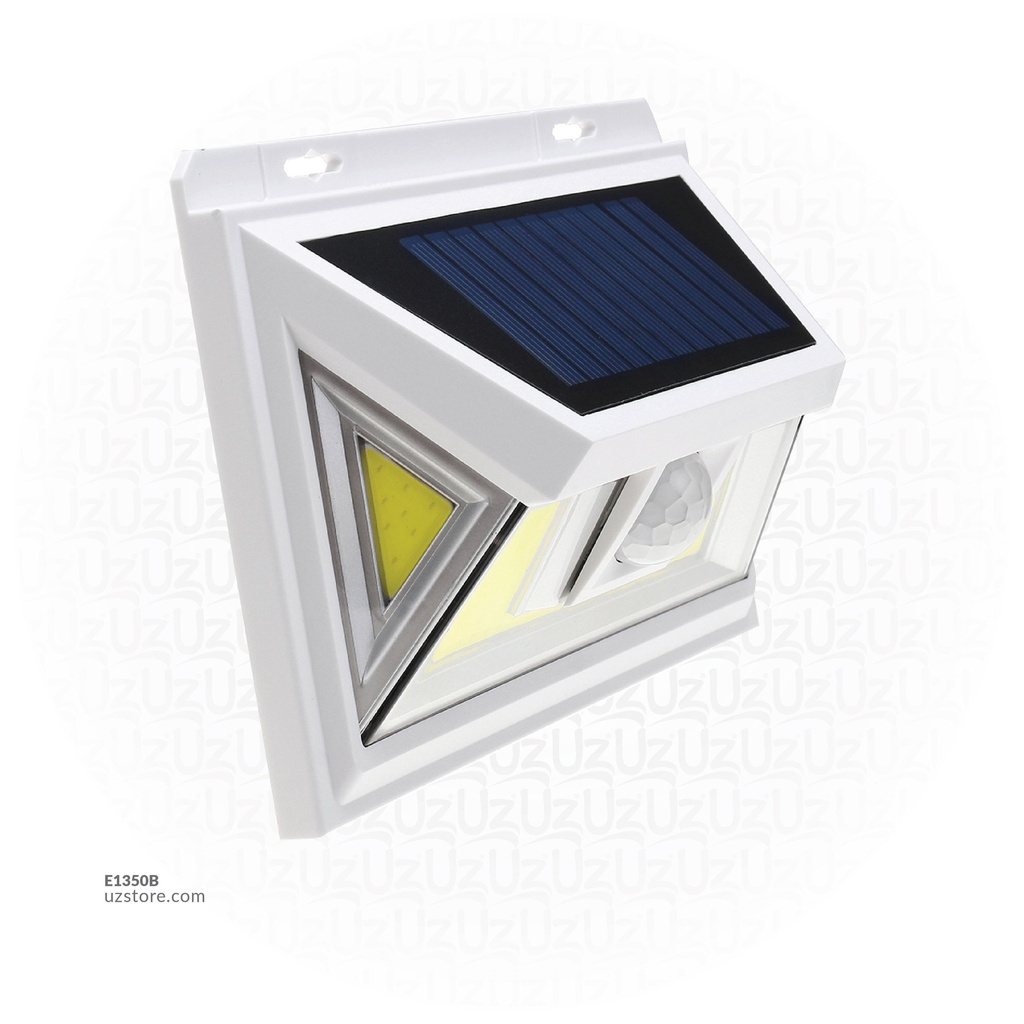 Outdoor Solar Light RS-006 7W with sensor