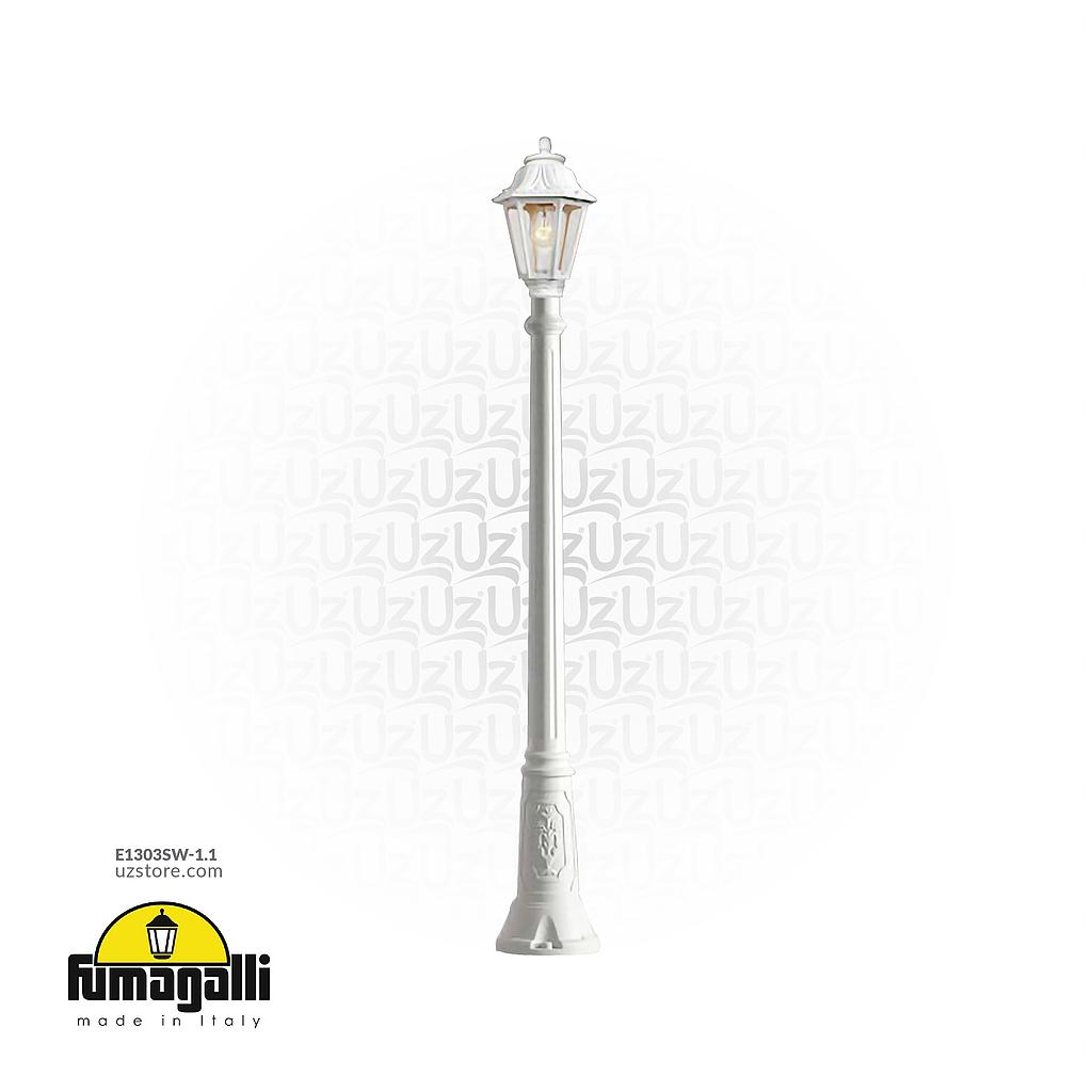 FUMAGALLI ARTU'/ANNA POLE 1.1Mater CLEAR E27  WH Made in Italy
