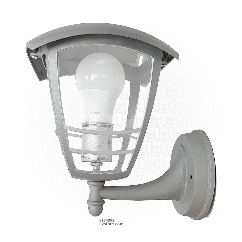 Outdoor Wall LIGHT 1110W Silver