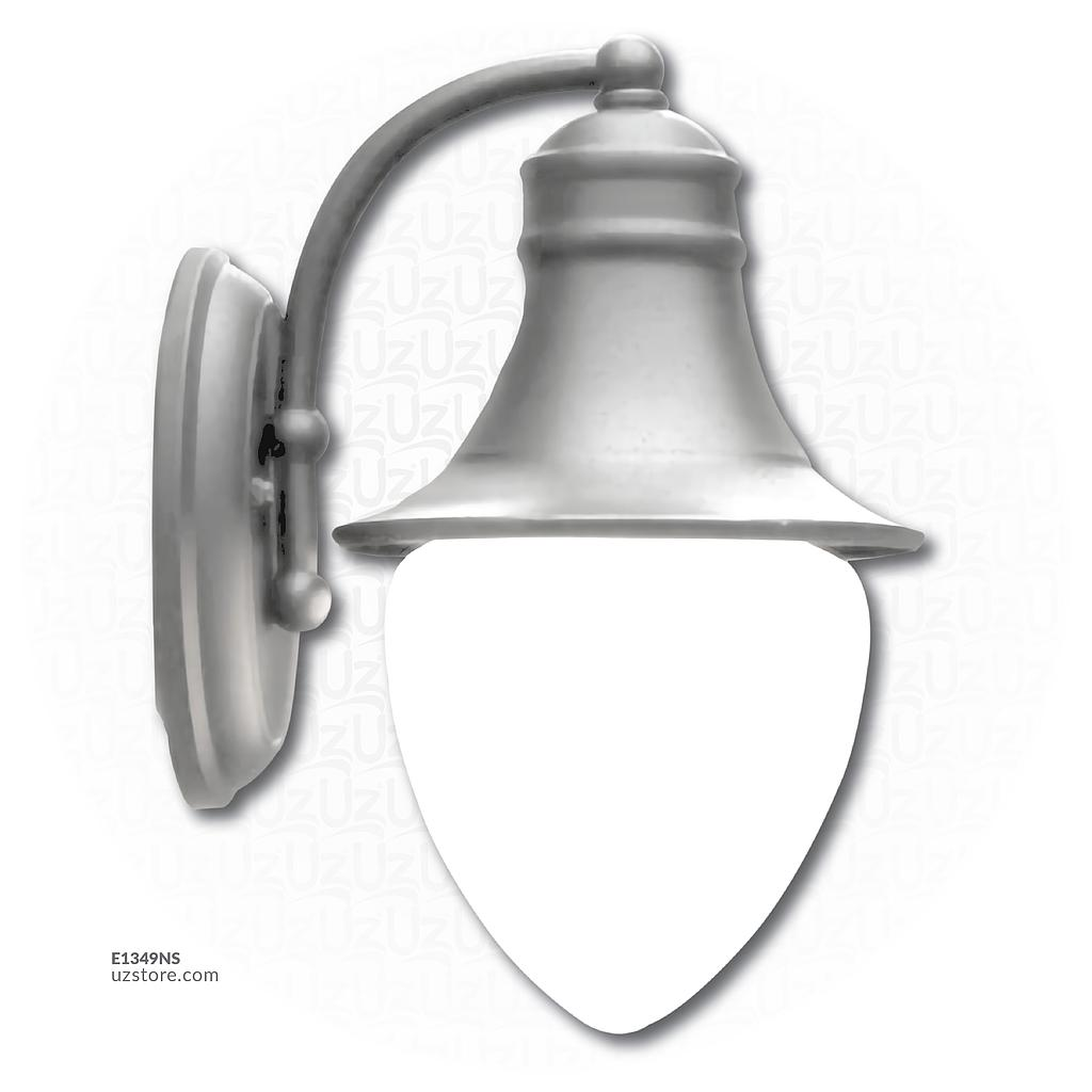 Outdoor Wall LIGHT 1101W Silver