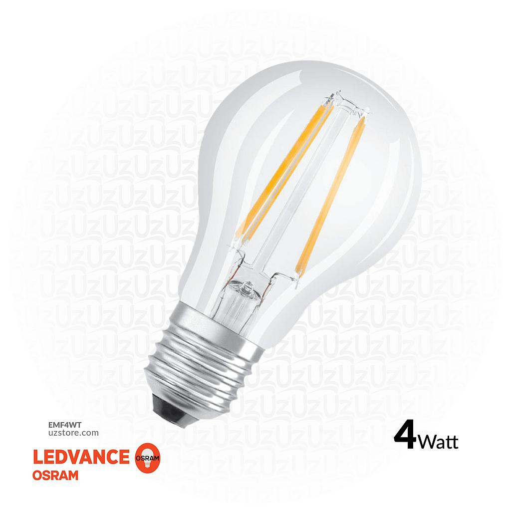 Osram Lamb 4W, E14, Flemental 2700K, CLEAR