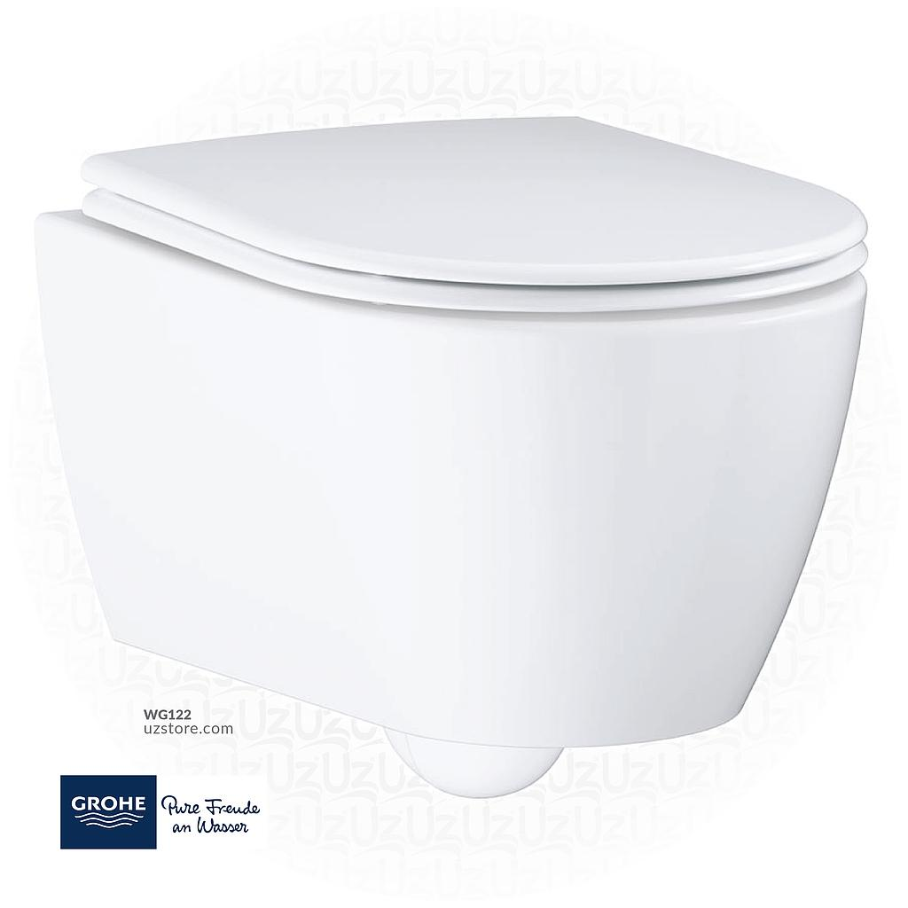 Grohe Essence wall hung WC + WC-seat soft close GR3957100+GR38577000