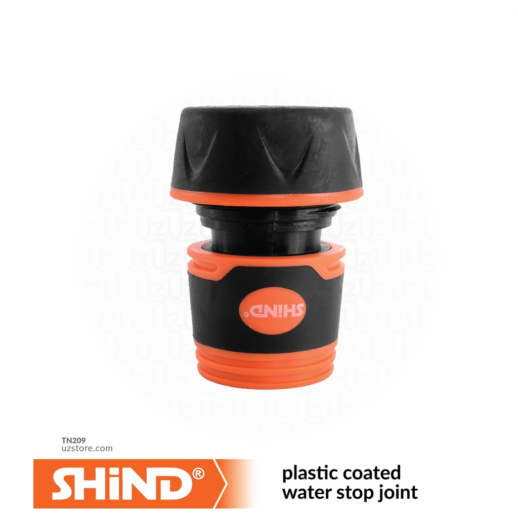 "Shind - YM5810E 1/2"" plastic coated water stop joint 37669"