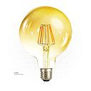 PHILIPS LED Lamp 7W Warm White E27 Filemental 2000K Gold Bar