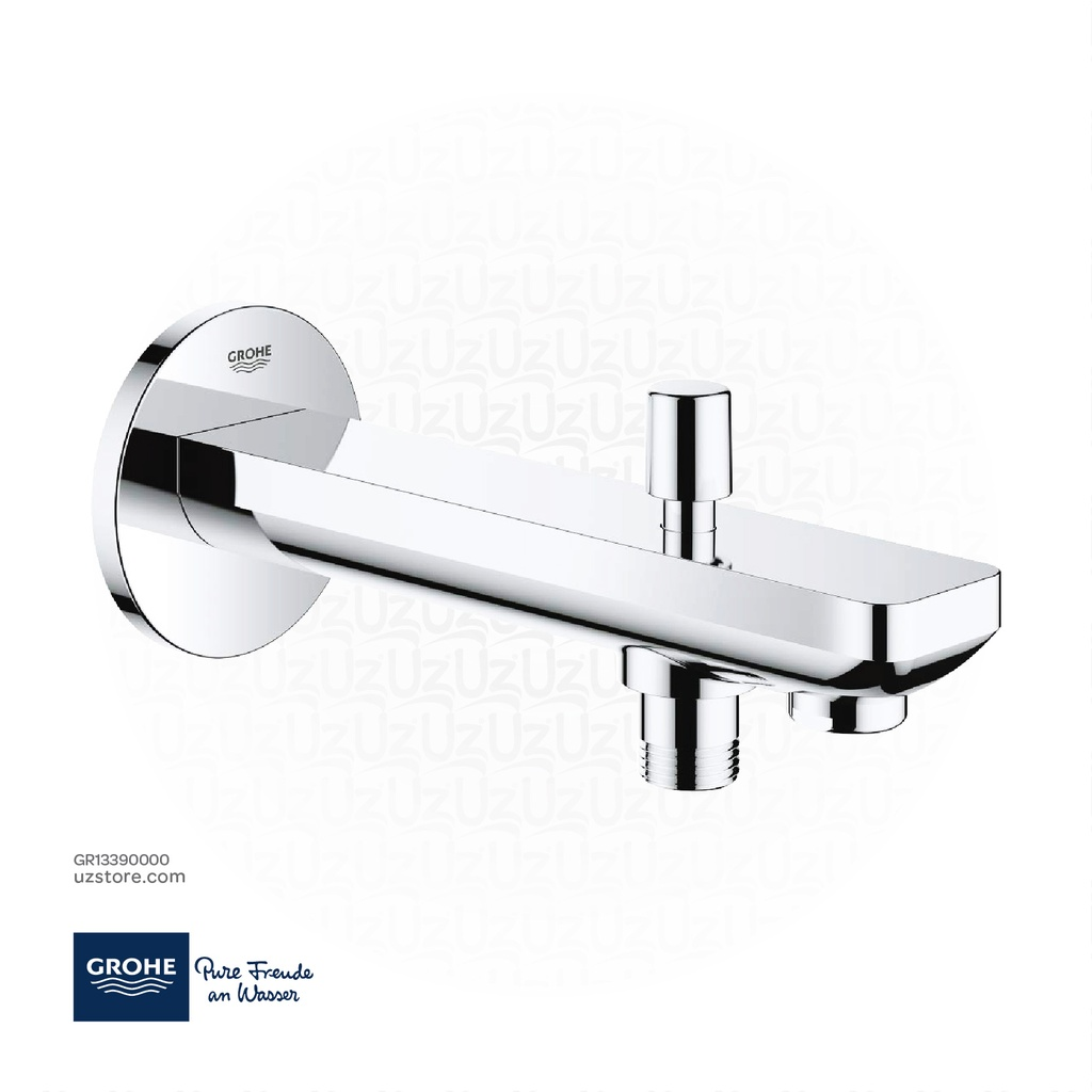 GROHEBauContemporary bath spout +div exp IN 13390000