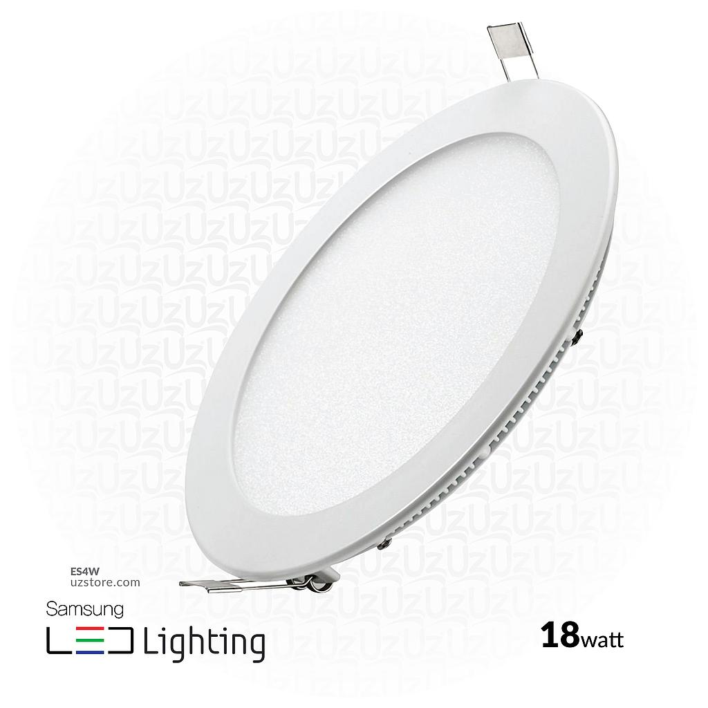 [ES4w] LED spot Light (SAMSUNG 3001) 18W - Warm White