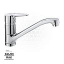 Kludi-RAK Polaris 10004 Single Lever Sink Mixer Chrome