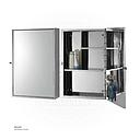 Stainless Steel 430 mirror cabinet ASM-353 50*35*13