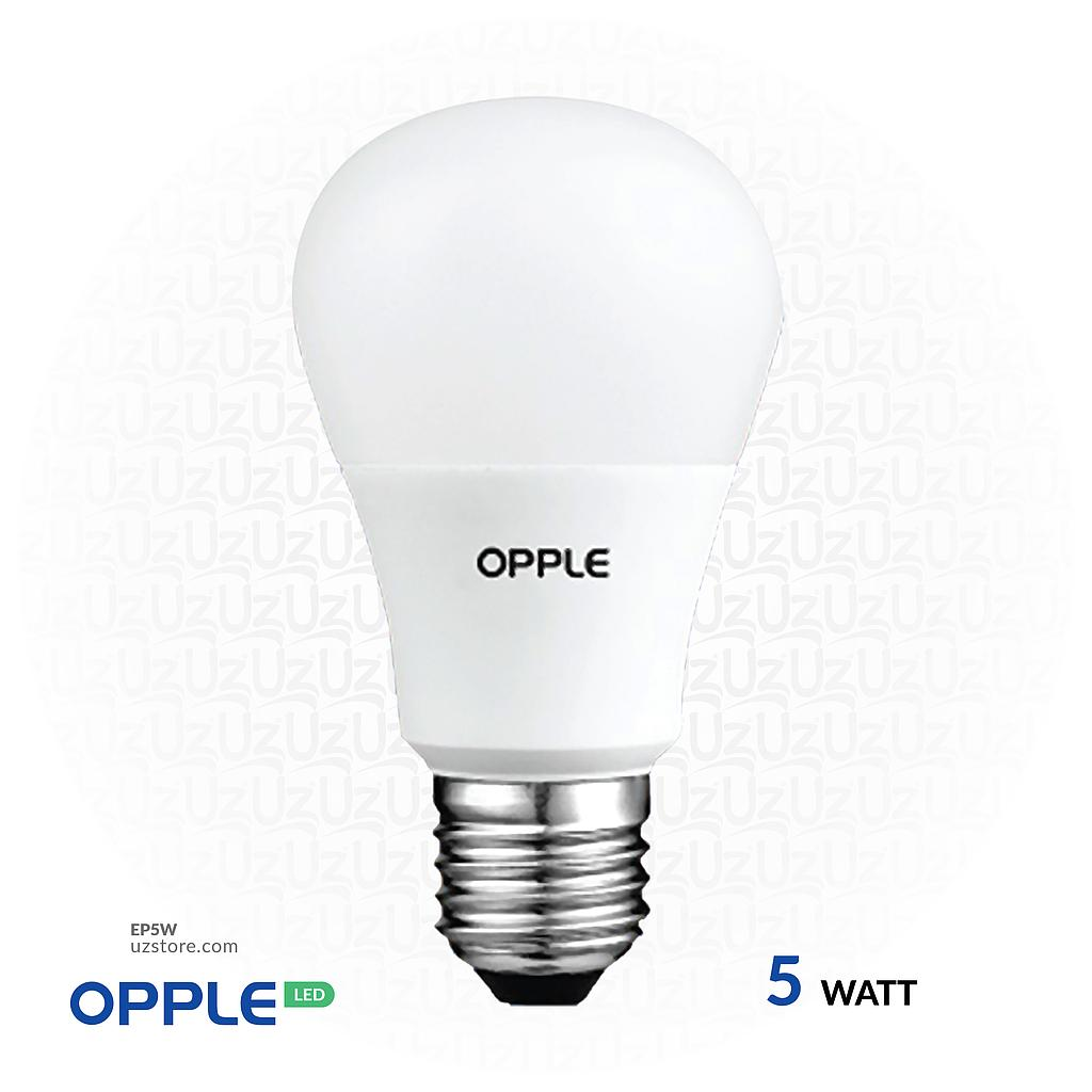 [EP5W] OPPLE LED Lamp 5W Warm whiteE27