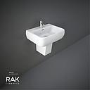 RAK - Metropolitain Wash Basin 52CM