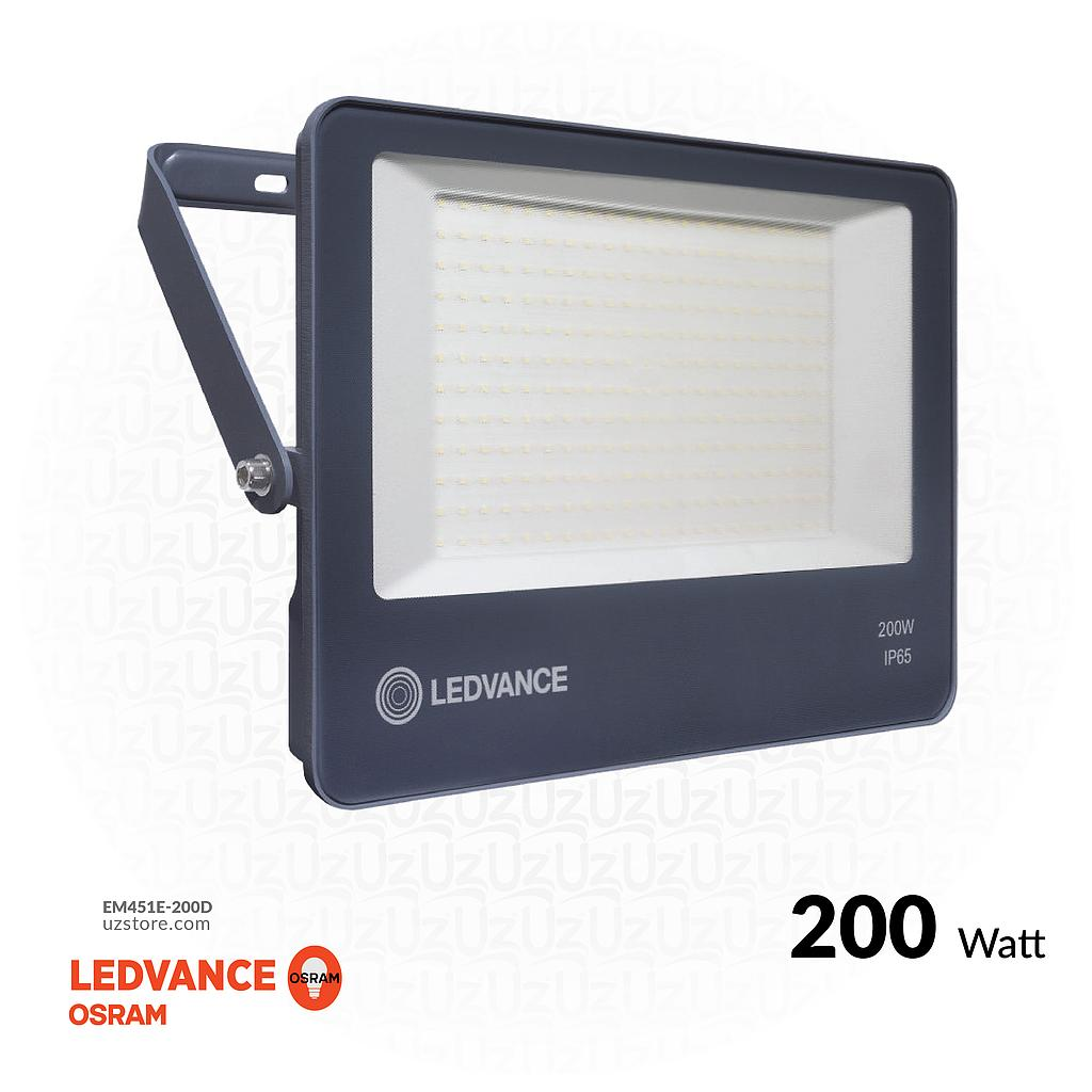 [EM451E-200D] OSRAM LEDVANCE LED ECO FLOODLIGHT 200W 6500K IP65 17000LM 30000 HRS