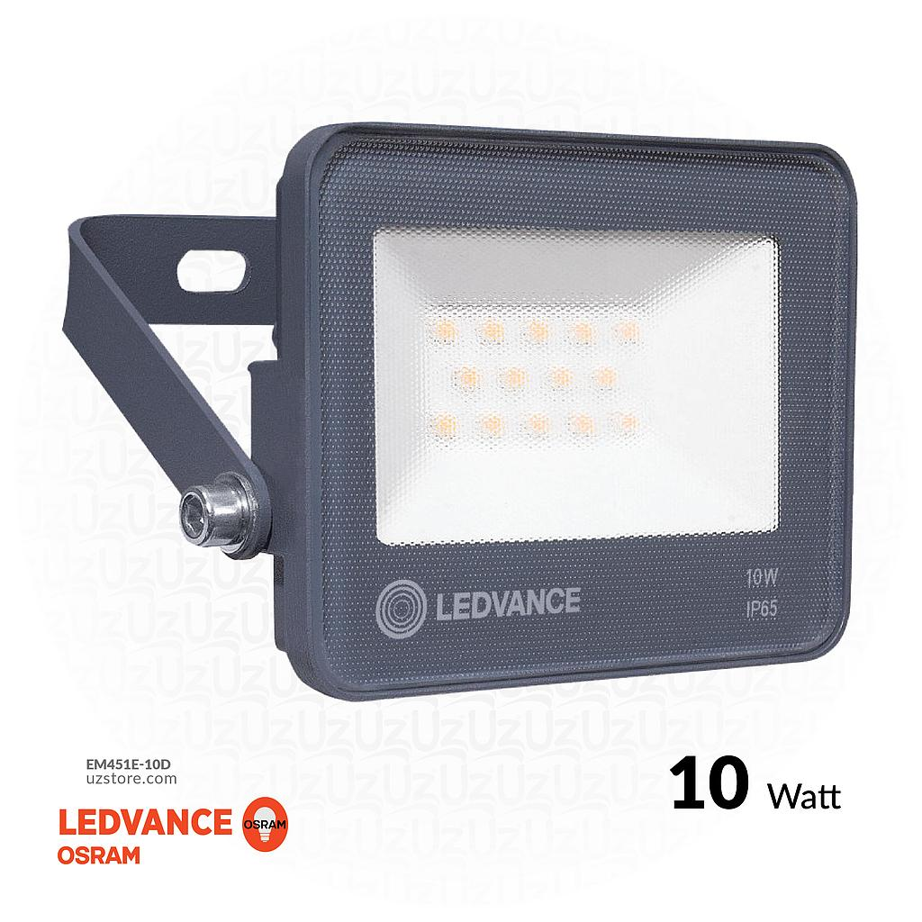 [EM451E-10D] OSRAM LEDVANCE LED ECO FLOODLIGHT 10W 6500K IP65 650LM 30000 HRS