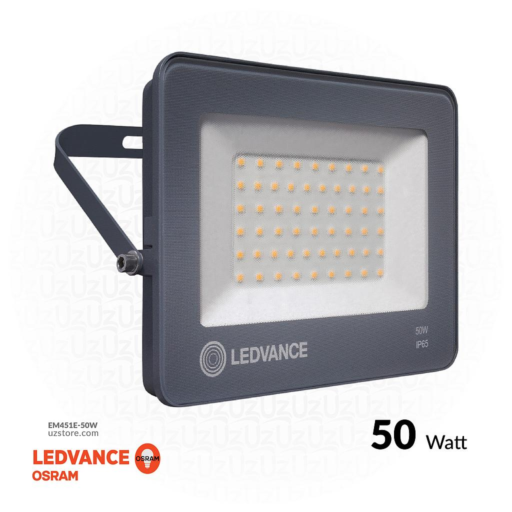 [EM451E-50W] OSRAM LEDVANCE LED ECO FLOODLIGHT 50W 3000K IP65 4250LM 30000 HRS