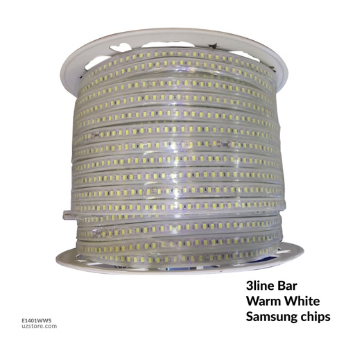 [E1401WWS] LED Strip Light 3line Bar WW Samsung chips