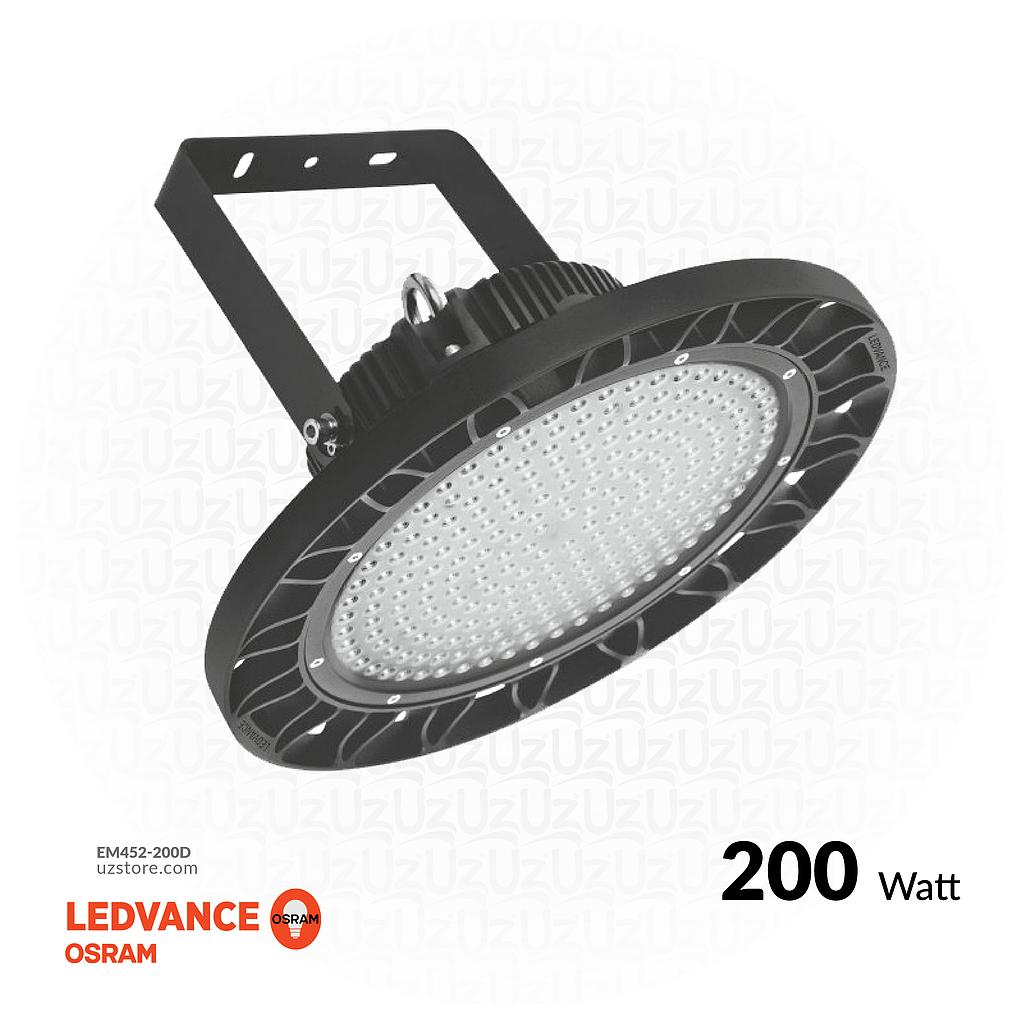 [EM452-200D] OSRAM LEDVANCE LED Highbay Light 200W 6500K IP65 G2 27000LM 50000 HRS