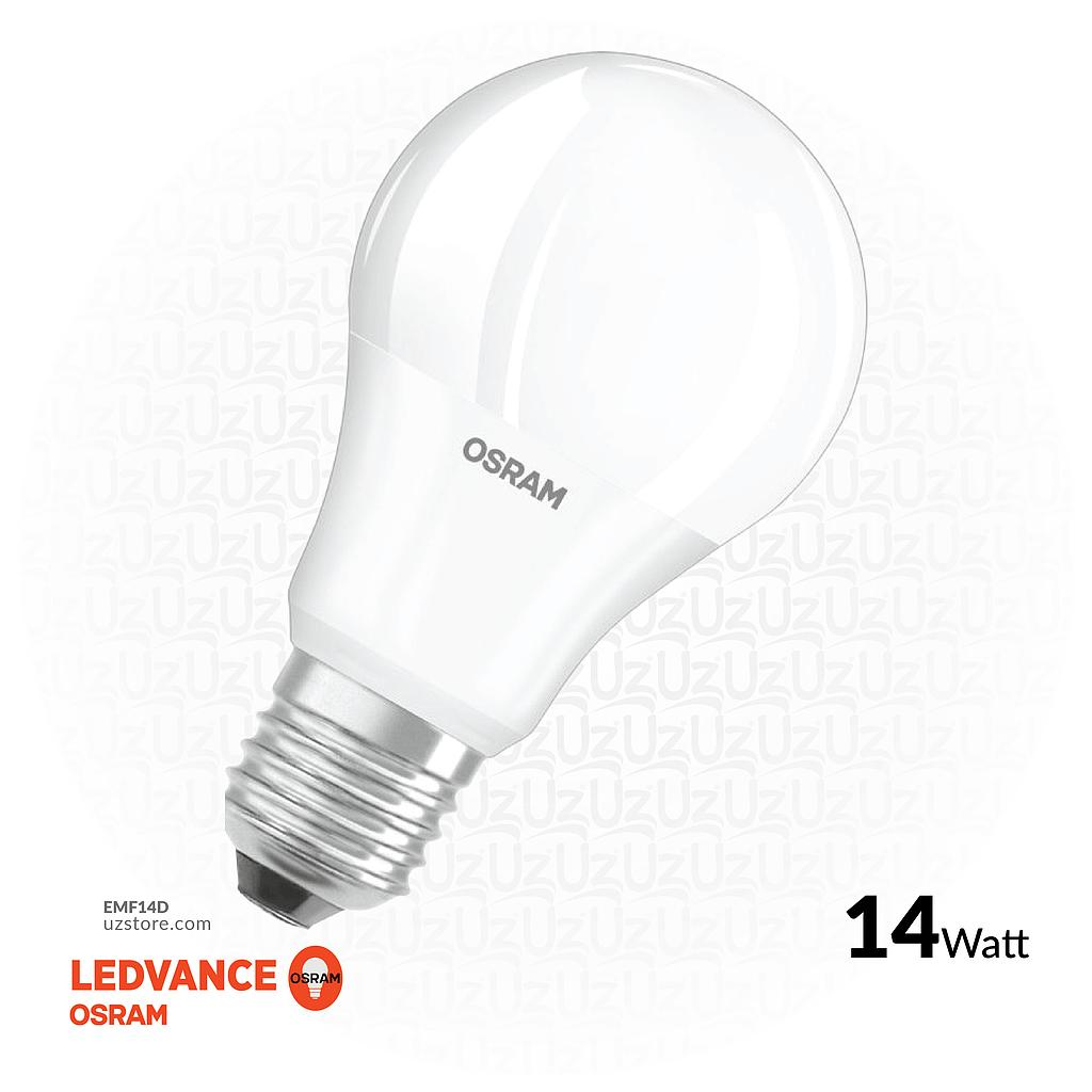 [EMF14D] Osram Lamb FIGHTER SERIES 14W, E27, CLAS A LED GLS, 6500K, NON- DIMMABLE