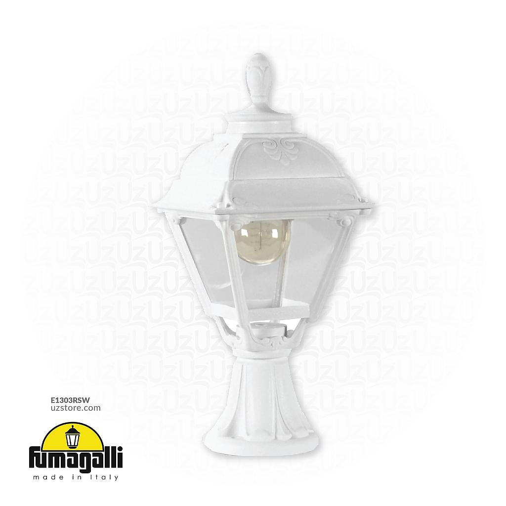 [E1303RSW] FUMAGALLI MINILOT/CEFA STAND CLEAR E27 WH Made in Italy
