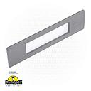 FUMAGALLI NINA 190 OPAL STEP LIGHT R7S 8.5W 3000K GY Made in Italy