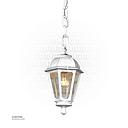 FUMAGALLI SICHEM/SABA HANGING CLEAR E27 WH Made in Italy