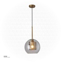 Clear Hanging Light MD3158-B-200 D200